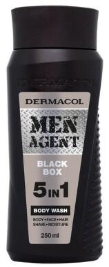 Dermacol Men Agent sprch.gel Black box 250ml