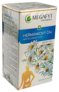 HEŘMÁNKOVÝ ČAJ perorální léčivý čaj 20 I