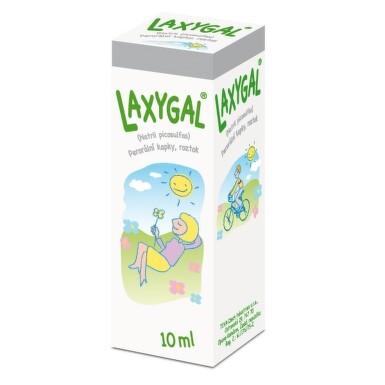 LAXYGAL perorální kapky, roztok 1X10ML