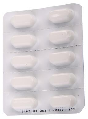 PANADOL EXTRA perorální potahované tablety 10