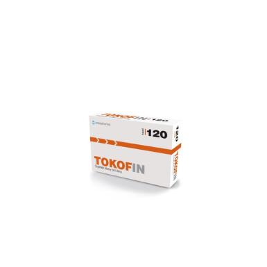 TOKOFIN prsa-citlivost-tlak-pnutí cps.120