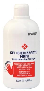 Antibakteriální hygienický gel na ruce 500ml