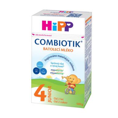 HiPP MLÉKO HiPP 4 JUNIOR Combiotik 500g
