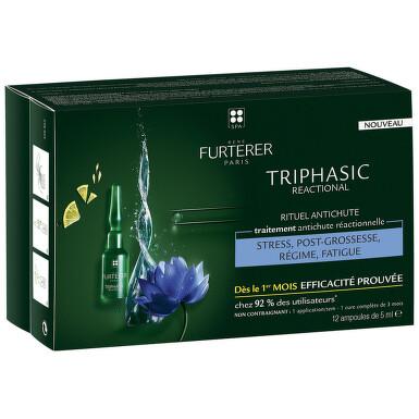 René Furterer Triphasic reactive Sérum při vypad.vlasů 12x5ml