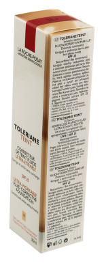LA ROCHE-POSAY  TOLERIANE FLUIDNÍ MAKE-UP 10 30 ml