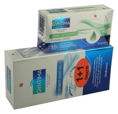 Fytofontana Gyntima čípky Forte+mycí gel zdarma