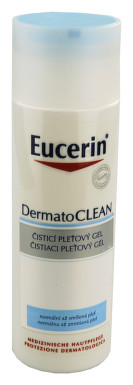 EUCERIN DermatoCLEAN Čisticí pleť. gel 200ml 63993