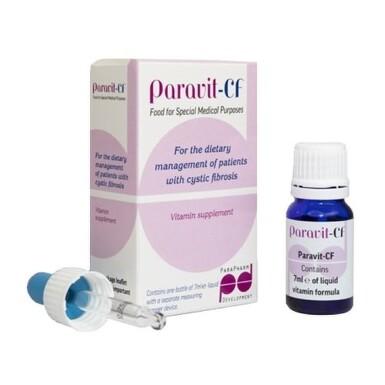 Paravit-CF roztok 7 ml