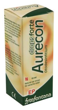 Fytofontana Aurecon drops forte 10ml