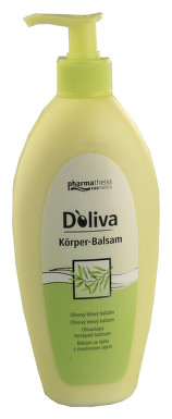 Doliva olivový tělový balzám 500ml