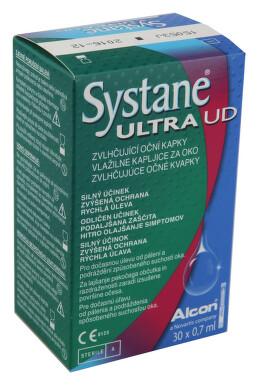 Systane ULTRA UD zvlhč. oční kapky 30x0.7ml