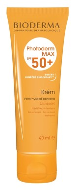 BIODERMA Photoderm MAX Krém SPF50+ 40ml