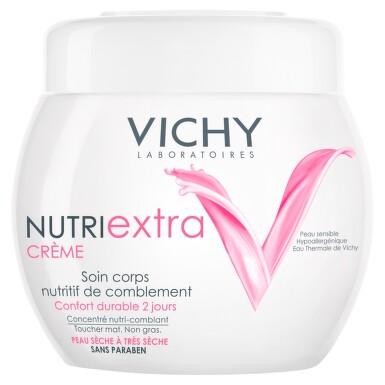 VICHY NUTRIEXTRA tělový krém 400ml