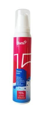 Glatte Extra Strong 15% pěnový krém na nohy 125 ml