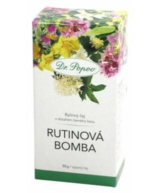 Čaj Rutinová bomba 50g Dr.Popov