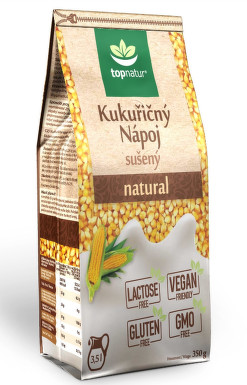 Kukuřičný nápoj 350g TOPNATUR