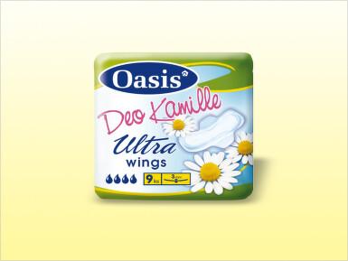 DHV Oasis Kamille ultra singel 9ks