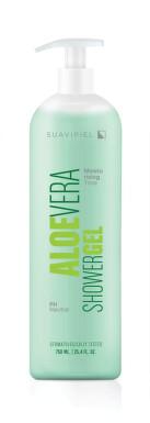 SUAVIPIEL ALOE VERA Shower gel regenerace 750ml