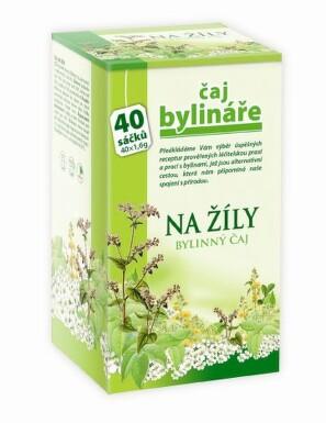 Čaj Váňa Na žíly n.s. 40x1.6g