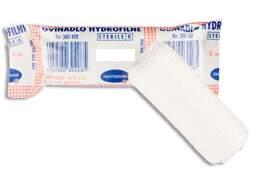 Hydrofilní obinadlo elastické sterilní 12cmx4m 1ks