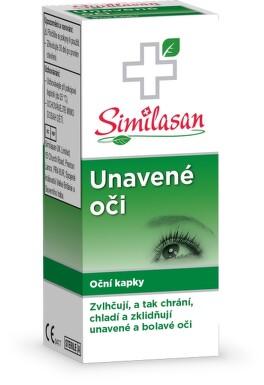 Similasan Unavené oči 10 ml