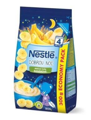 NESTLÉ Mléčná kaše DOBROU NOC banánová 300g