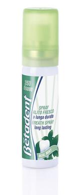 BETADENT Ústní spray Máta 20ml s xylitolem