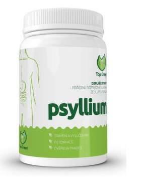 Top Green Psyllium 180g