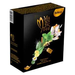 Čaj Majestic Duopack Černý+Zelený čaj n.s.40x1.5g