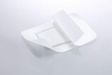 Náplast Curapor Transparent steril.10x8cm/25ks