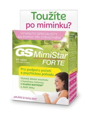 GS MimiStar Forte tbl.90 - II. jakost
