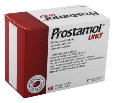 PROSTAMOL UNO perorální měkké tobolky 60X320MG
