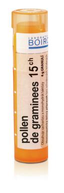 POLLEN DE GRAMINEES 15CH granule  4G