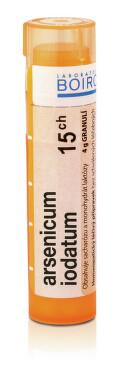 ARSENICUM IODATUM 15CH granule 1X4G