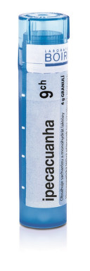 IPECACUANHA 9CH granule 1X4G