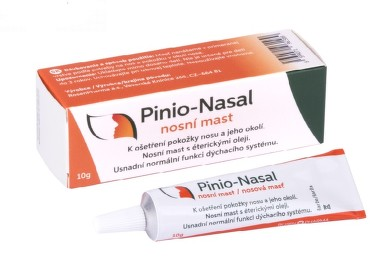 Rosen Pinio-Nasal nosní mast 10g