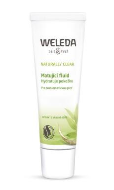 WELEDA NATURALLY CLEAR Matující fluid 30 ml
