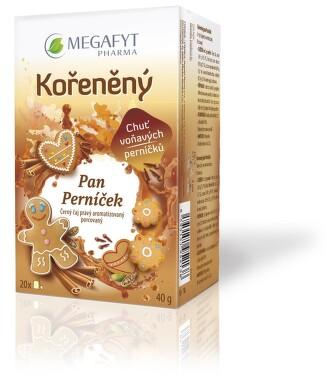 Megafyt Kořeněný pan Perníček 20x2g