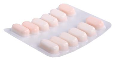 COLDREX TABLETY perorální neobalené tablety 12
