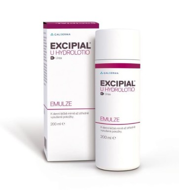 EXCIPIAL U HYDROLOTIO 20MG/ML kožní podání EML 200ML