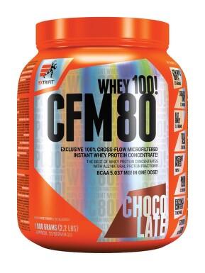 EXTRIFIT CFM Instant Whey 80 1000g Chocolate