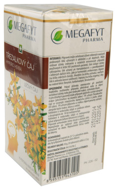 TŘEZALKOVÝ ČAJ perorální léčivý čaj 20 I
