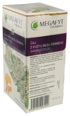 ČAJ Z KVĚTU BEZU ČERNÉHO perorální léčivý čaj 20 I