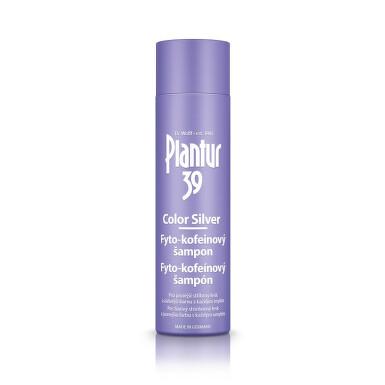 Plantur39 Color Silver Fyto-kofeinový šampon 250ml