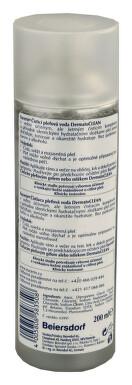 EUCERIN DermatoCLEAN Čistící pleť.voda 200ml 63995
