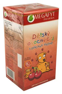 Megafyt Dětský ovocný čaj s přích.třešně n.s.20x2g