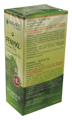 Megafyt Bylink.lékárna Fenykl bylinný čaj 20x1.5g