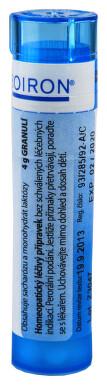 BELLADONNA perorální granule 4GM 3CH-30CH