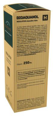 Bioaquanol H Regulátor vlasového růstu 250ml