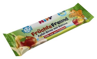 HiPP OV.TYČINKY BIO Oplatky s jabl. a hruškami 25g